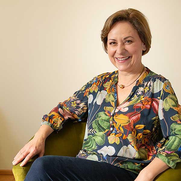 Psychotherapeutin Claudia Jilek Portrait
